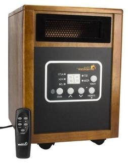Dr. Infrared Heater DR968 Portable Infrared Space Heater Wit