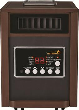Dr. Infrared Heater DR998, 1500W, Advanced Dual Heating Syst