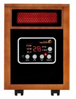 Dr Infrared Heater 1500-Watt Infrared Portable Space Heater
