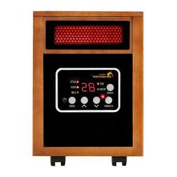 Dr Infrared Heater 1500W Infrared Portable Space Heater with