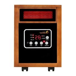 Dr Infrared Heater Portable Space 1500-Watt Dual Heating Ind