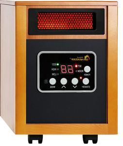 Dr Infrared Heater Portable Space Heater, 1500-Watt, New