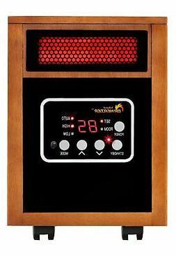 Dr Infrared Heater Quartz + PTC Infrared Portable Space Heat