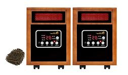 Dr Infrared Heater Portable Space Heater, DR-968-2, 1500-wat