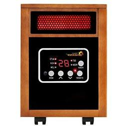 Dr Space Heaters Infrared Portable Heater, 1500-Watt Home ""