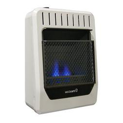 dual fuel ventless blue flame heater 10