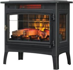duraflame 5010 3d black infrared