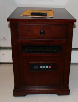 Duraflame Electric 1500W Infrared Quartz Portable Space Heat