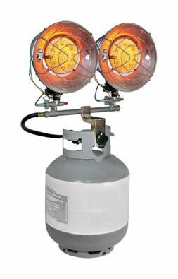 Dyna-Glo  30000 BTU/hr. 1960 sq. ft. Radiant  Tank Top Heate