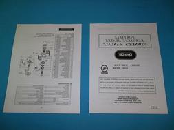 DYNA-GLO  Model RMC95C Series  Kerosene Heater