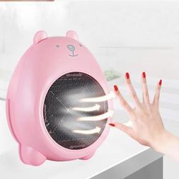 Electric Mini Fan Space Heater Portable 220v 400w Winter Wa