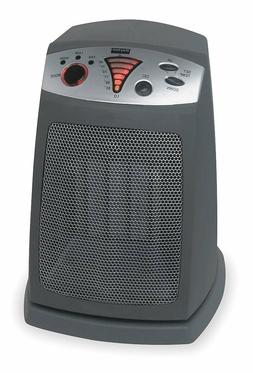 ELECTRIC CERAMIC SPACE HEATER DAYTON 1VNX1 - 1500W - NEW IN