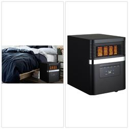 Electric Heater Infrared Quartz Space Heaters Remote Control