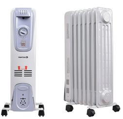 Electric Heater Space Heater Portable Small Radiator Energy