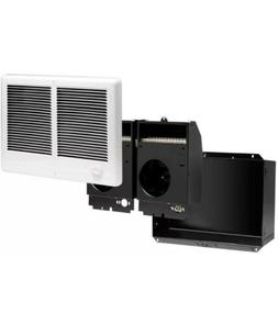 Cadet Electric Heater Twin 4000-Watt 240-Volt Fan-Forced In-
