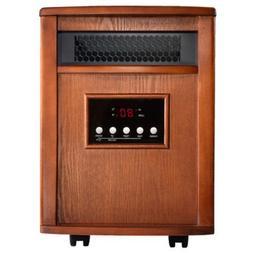 Electric Infrared Compact HeaterPortable Indoor 1500 Watt
