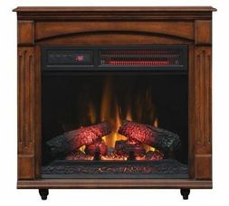 ChimneyFree Electric Infrared Quartz Fireplace Space Heater