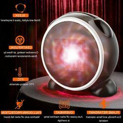 electric mini fan space heater portable 500w