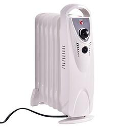 Tangkula Electric Oil Filled Radiator Heater Portable Home R