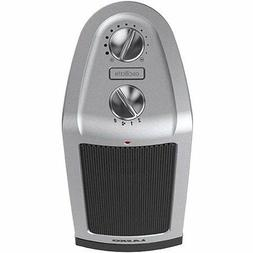 Electric Oscillating Ceramic Tower Space Heater, 1500-Watt,