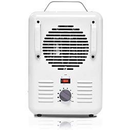 Tangkula Electric Heater, 1500W Home Office Portable Quartz