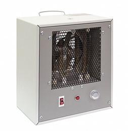 "10-1/4"" x 6"" x 11-1/2"" Electric Space Heater, 120VAC"