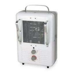 Dayton 1500/1300W Electric Space Heater, Fan Forced, 120V, 3