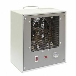 DAYTON Electric Space Heater,Portable,120VAC, 402M62