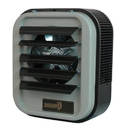3.7/5kW Electric Unit Heater, 1 or 3-Phase, 208/240V