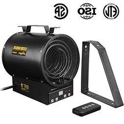 PROWARM Electrical Forced Air Industrial Fan Heater Shop Gar