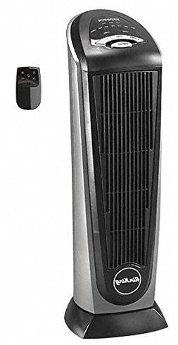 fan forced electric pedestal heater