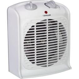 Pelonis Fan-forced Portable Space Heater with Thermostat-new