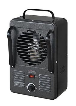Duraflame Fan Forced Utility Heater, Built with a Durable Te
