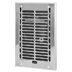 Cadet 1000W FanForced Wall Heater, with Grill Frame Only Chr