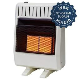 Avenger FDT2IR Dual Fuel Vent Free Infrared Heater, Thermost