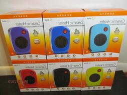 Soleil Geneva Personal Electric Ceramic Heater for Small Spa