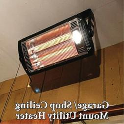 Optimus H-9010 Electric Garage/Shop Ceiling Or Wall Mount Ut