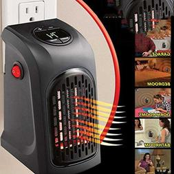Handy MINI Heater Plug-in 350 Watts Personal Heater,Electric