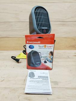 Honeywell HCE100B Heat Bud Ceramic Heater Black