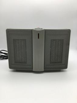 Holmes HCH4166 Twin Ceramic Electric Space Heater Comfort Th