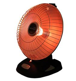 Presto Heat Dish Parabolic Electric Heater With Quick, Conce