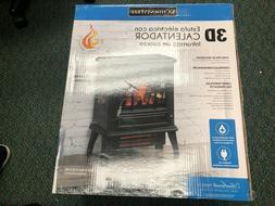 Stupendous Chimneyfree Heater Electric Infrared Qua Interior Design Ideas Gentotryabchikinfo
