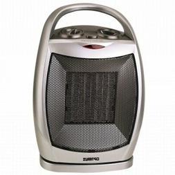 Optimus Heater Portable Oscillating Ceramic Thermostat - H72
