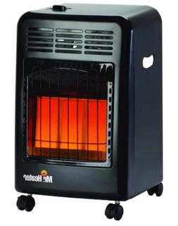 Heater Portable Propane 18k Btu Cabinet Gas Space Garage Ind