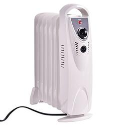 Heater Room Utility Space Portable 700W Electric Oil Filled