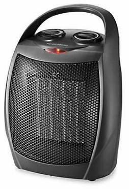 home choice small ceramic space heater quiet