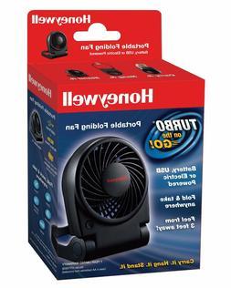 Honeywell - Turbo Personal Fan - Black
