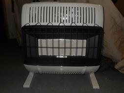 HeatStar HSVFR30TB LP Unvented PROPANE Gas Space Heater 30,0