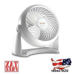 Honeywell HT-904 Tabletop Air-Circulator Fan, White