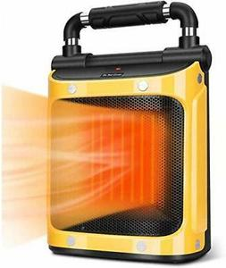 Indoor Heater - Space Heater for Indoor Use, 1500W with Adju